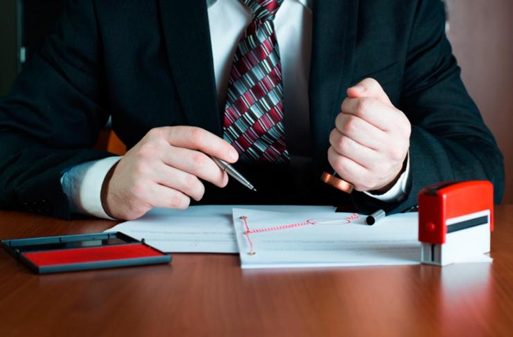 Министерство юстиции на конкурсной основе отобрало нотариусов для трех областей республики