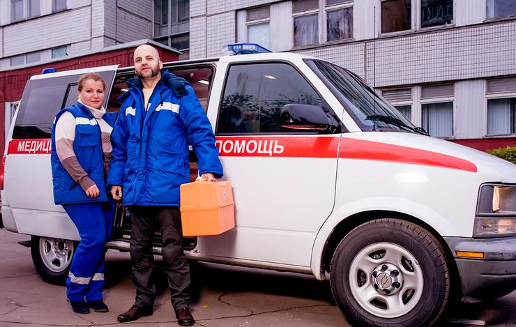 режим работы водителя скорой медицинской помощи